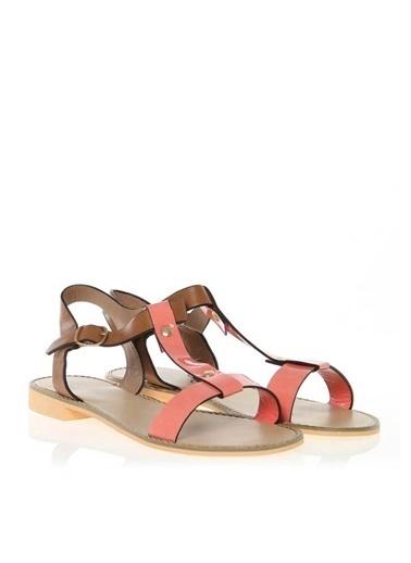 De Colores Sandalet Pembe